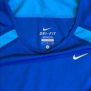 Nike Tops - Womens Dri-Fit Long Sleeve Running Shirt - Nike